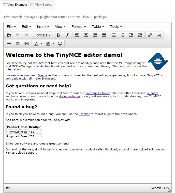 WordPress and TinyMCE 4 x – Josh Lobe